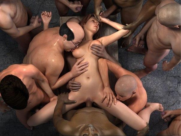 Онлайн 3d фото порно