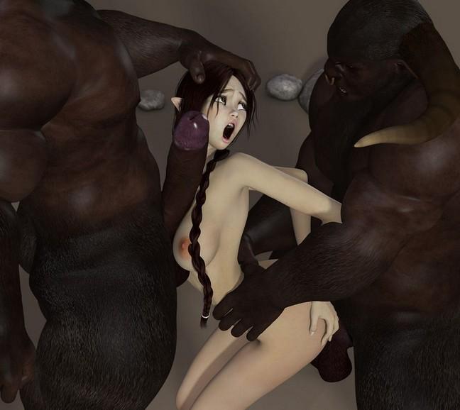 hentai muscle women