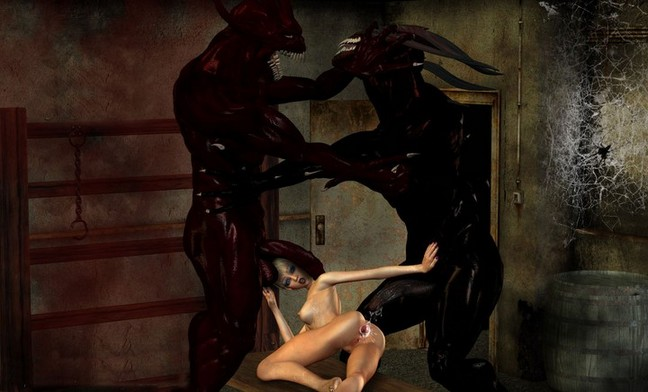 futanari hentai horny shemale mistress