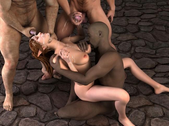 3d family sex